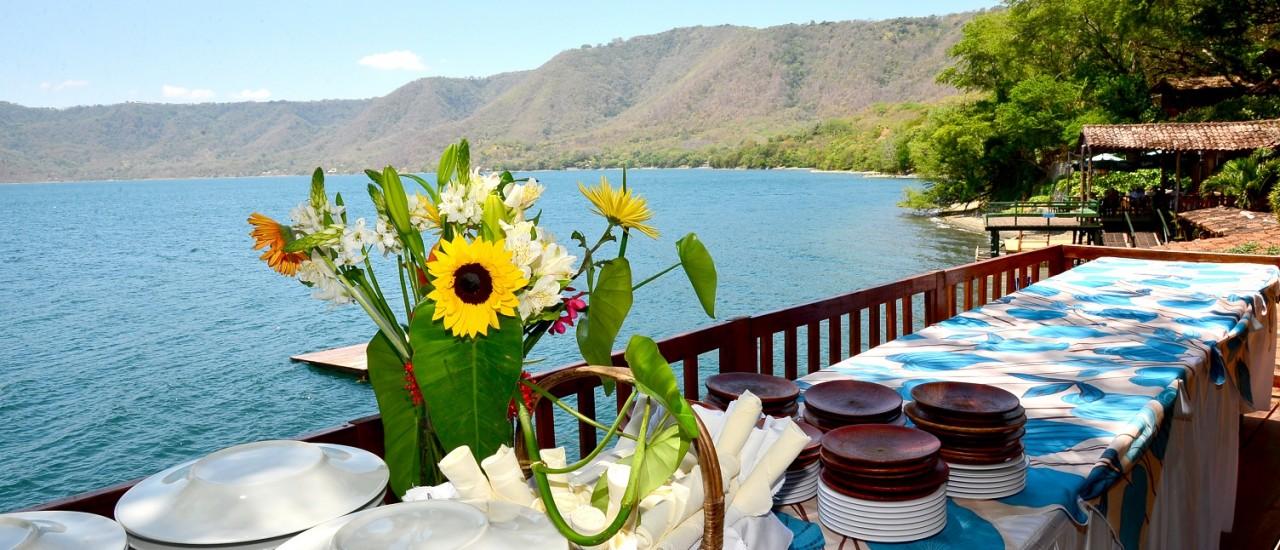 Restaurante en la Posada